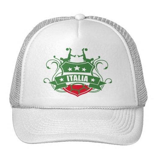 ITALIA soccer Casquette