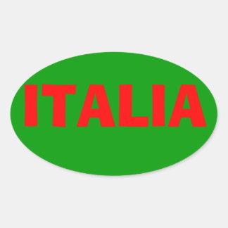 """""""Italia"""" sticker"""