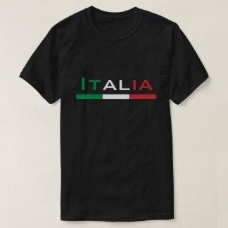 Italia Tricolore T-Shirt