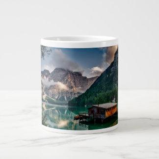 Italian Alps Jumbo Mug