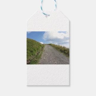 Italian Apennine mountains landscape Gift Tags