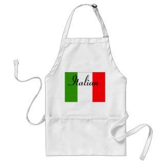 Italian apron