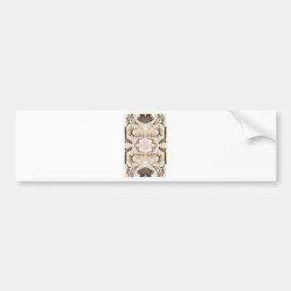 Italian architecture bumper sticker