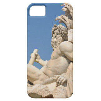 Italian architecture in Piazza Navona,Rome, Italy iPhone 5 Case