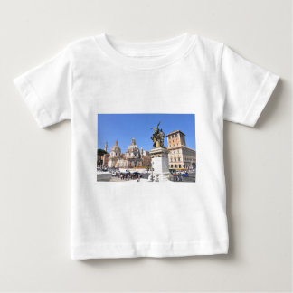 Italian architecture in Rome, Italy Baby T-Shirt