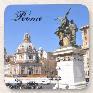 Italian architecture in Rome, Italy Coaster