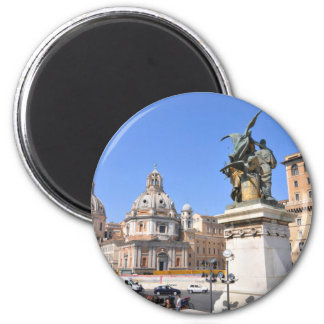 Italian architecture in Rome, Italy Magnet