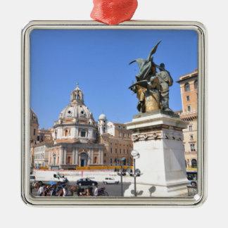 Italian architecture in Rome, Italy Metal Ornament