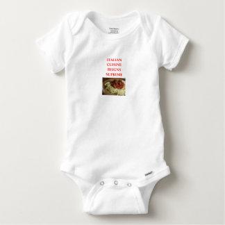 italian baby onesie