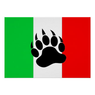 Italian Flag Posters | Zazzle Canada
