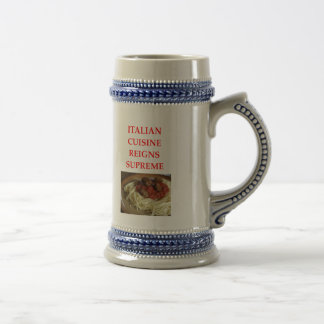 italian beer stein
