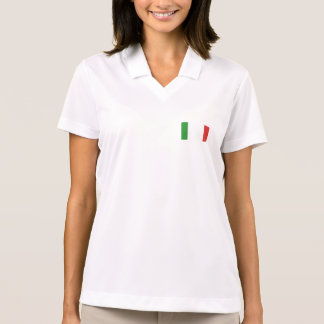Italian Bella long sleeve Polo Shirt