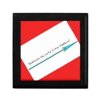 Italian-Blacksmith Gift Box
