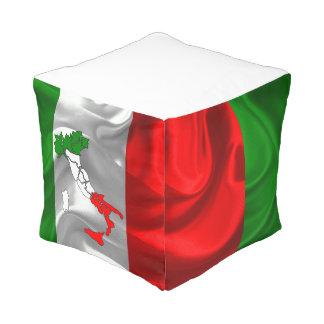 Italian boot pouf