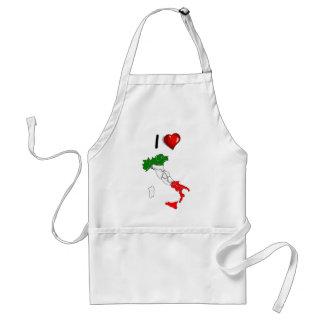 Italian boot standard apron