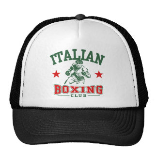 Italian Boxing Hat