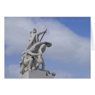Italian cards, Monument to Victor Emmanuel Rome Card