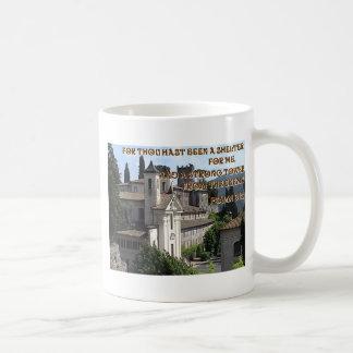 Italian Castle in Mandela, Italy Coffee Mug