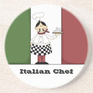 Italian Chef #7 Coaster