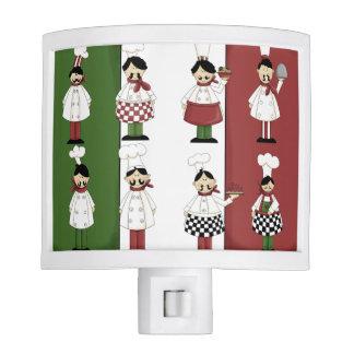Italian Chefs Nite Light