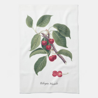 Italian Cherries Kitchen Towel