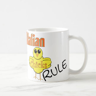 Italian Chicks Rule Coffee Mug