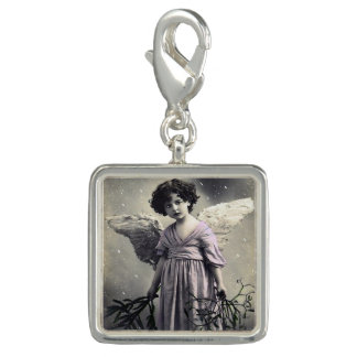 Italian Christmas Angel Charms