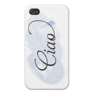 Italian - Ciao iPhone 4/4S Covers