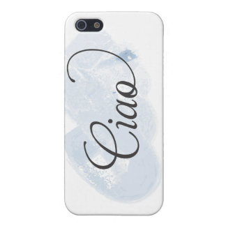 Italian - Ciao iPhone 5 Case