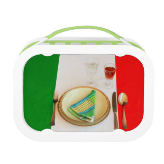 ITALIAN COOKING LUNCH BOX