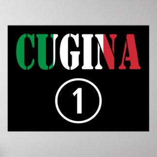 Italian Cousins Girls : Cugina Numero Uno Poster