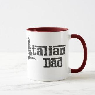 Italian Dad Father Coffee Mug
