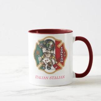 Italian Decal, ITALIAN STALIAN Mug