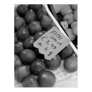 Italian Figs Post Card
