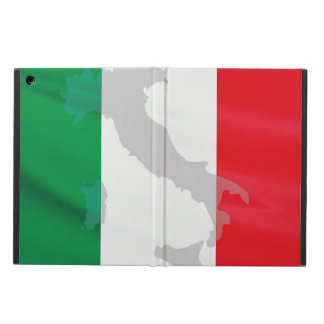 italian flag and Italy iPad Air Case
