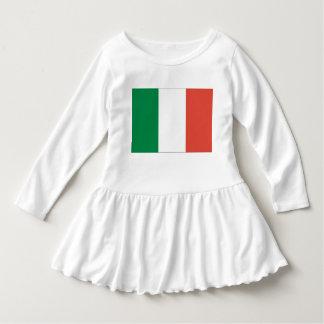 italian flag dress