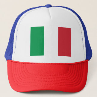 Italian Flag - Flag of Italy - Italia Trucker Hat