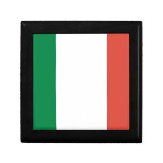 italian flag gift boxes