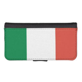 italian flag iPhone SE/5/5s wallet case