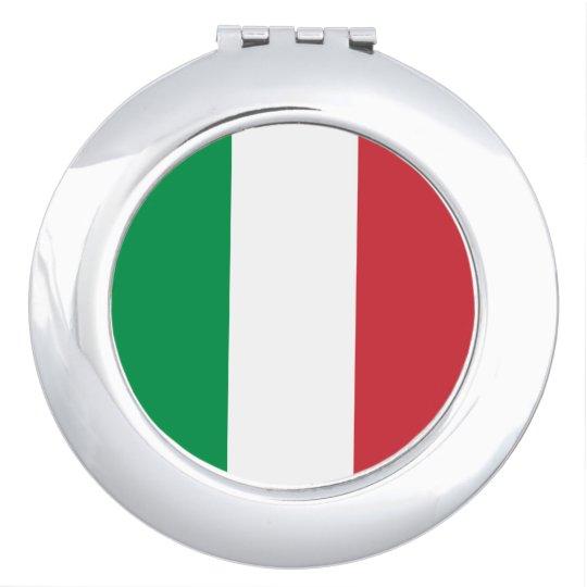 Italian flag Mirrror Vanity Mirror