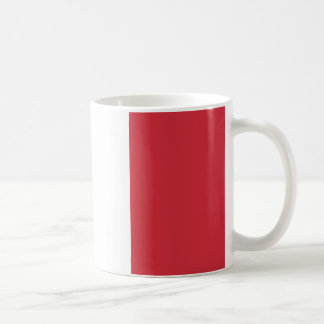 Italian Flag Mug! Coffee Mug