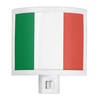 italian flag nite light