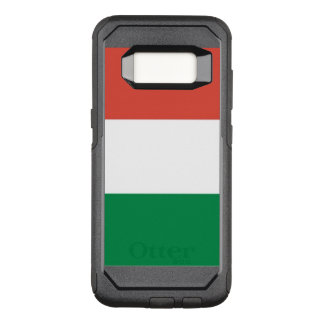 italian flag OtterBox commuter samsung galaxy s8 case