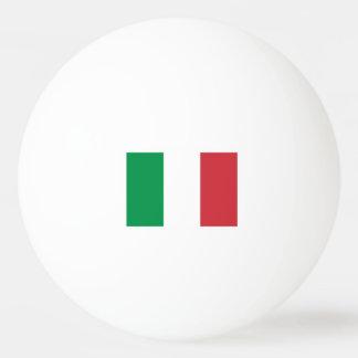 Italian flag ping pong balls for table tennis Ping-Pong ball