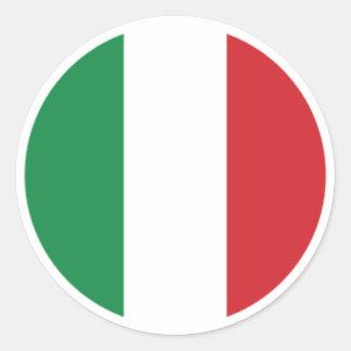Italian Flag Stickers by Burton