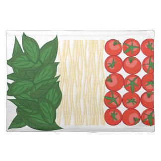 Italian Food Placemat