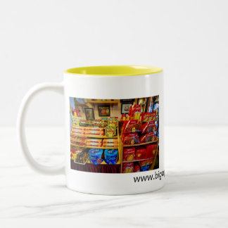 Italian Foods & Sweets at Arthur Avenue mug
