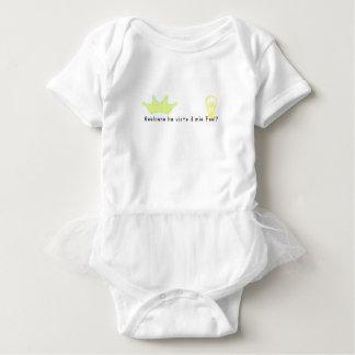 Italian-Fool Baby Bodysuit