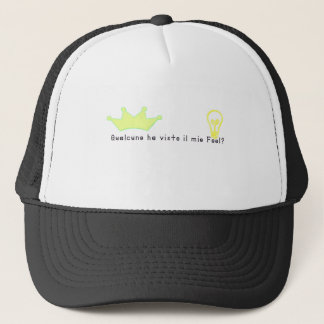 Italian-Fool Trucker Hat