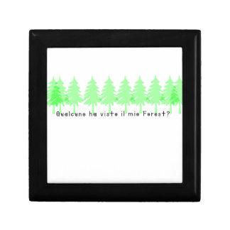 Italian-Forrest Gift Box